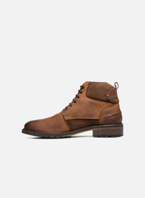 Bottines et boots Kaporal Lieda Marron vue face
