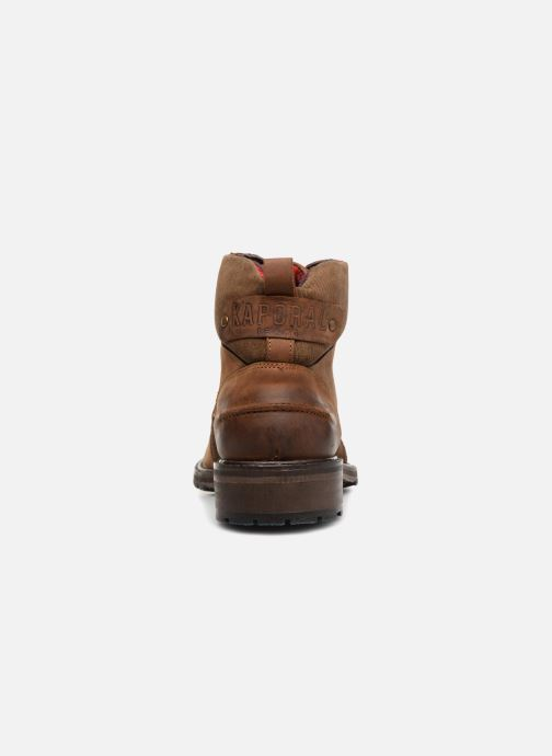 Bottines et boots Kaporal Lieda Marron vue droite