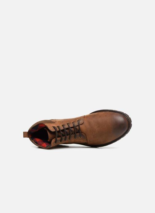Bottines et boots Kaporal Lieda Marron vue gauche