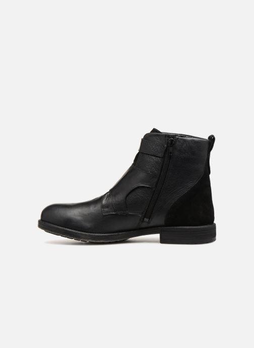 Bottines et boots Kaporal Iseo Noir vue face