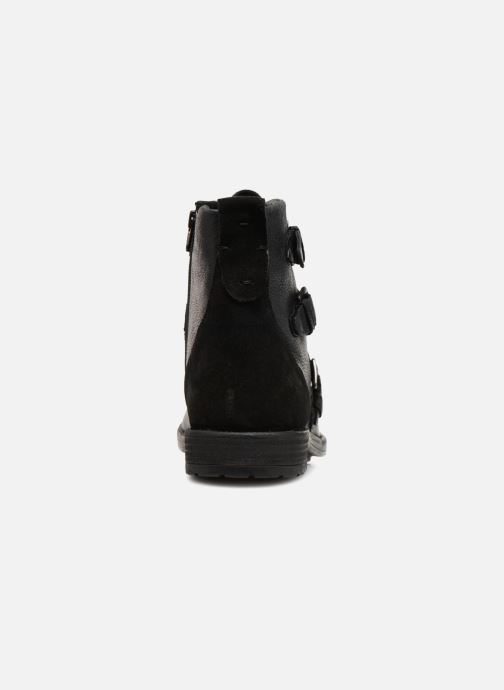 Kaporal Iseo (zwart) - Boots En Enkellaarsjes(327305)
