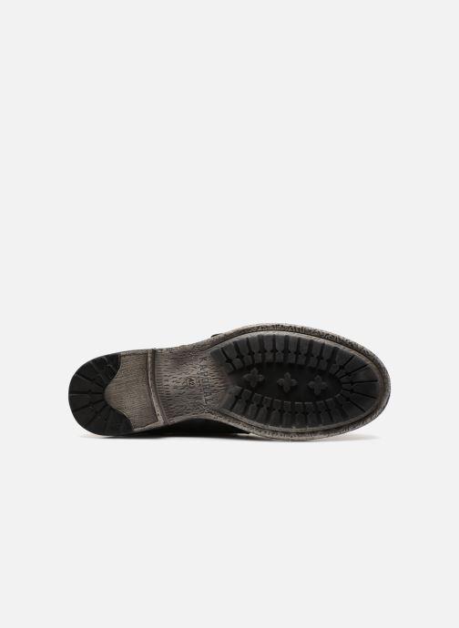Bottines et boots Kaporal Iseo Noir vue haut