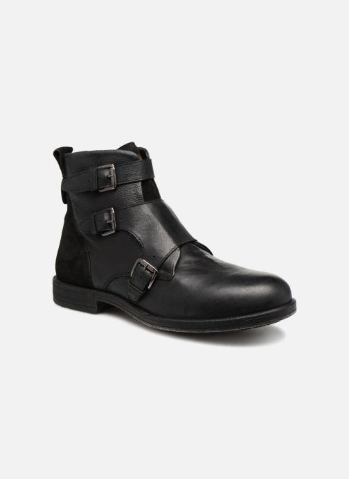 Bottines et boots Kaporal Iseo Noir vue détail/paire