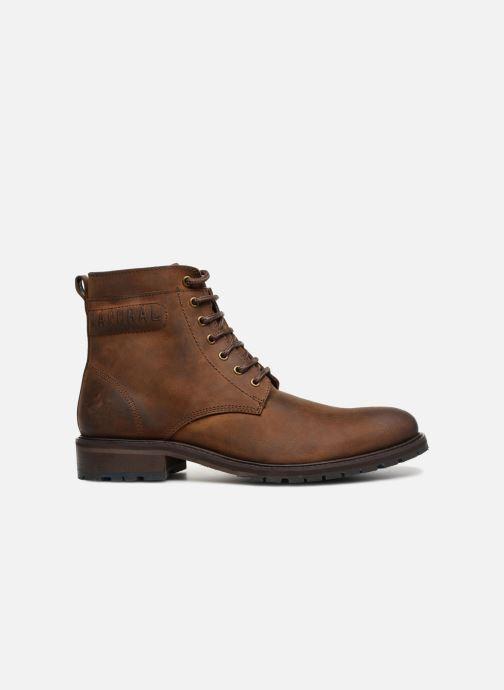Bottines et boots Kaporal Lino Marron vue derrière