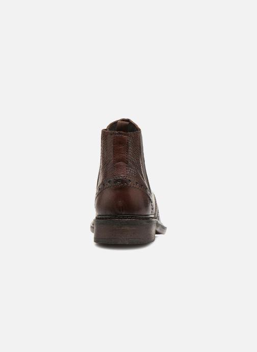 Bottines et boots Kaporal Ingrie Marron vue droite