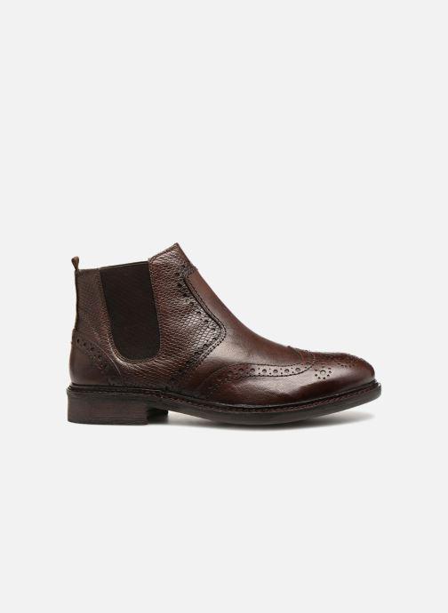 Bottines et boots Kaporal Ingrie Marron vue derrière