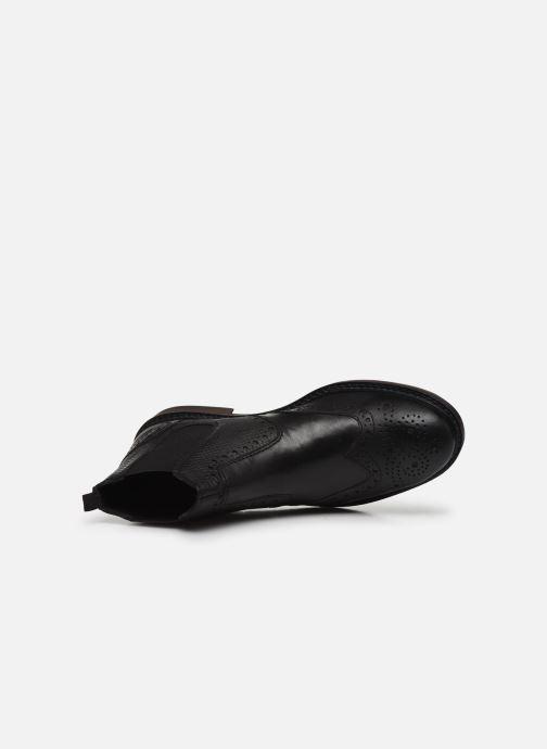 Bottines et boots Kaporal Ingrie Noir vue gauche