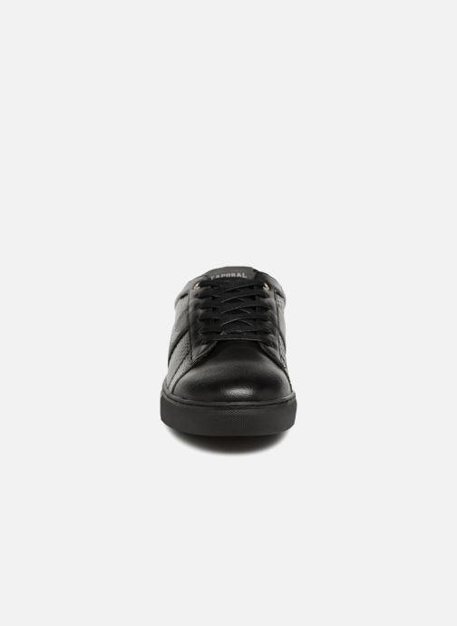 Baskets Kaporal Ozo Noir vue portées chaussures