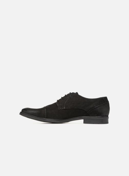 Zapatos con cordones Kaporal Lome Negro vista de frente