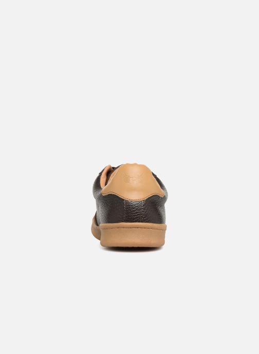 Baskets Kaporal Raturo Marron vue droite