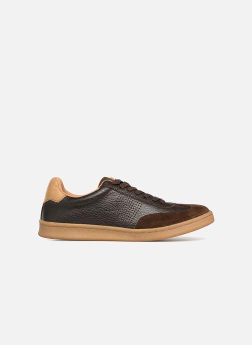 Sneakers Kaporal Raturo Bruin achterkant