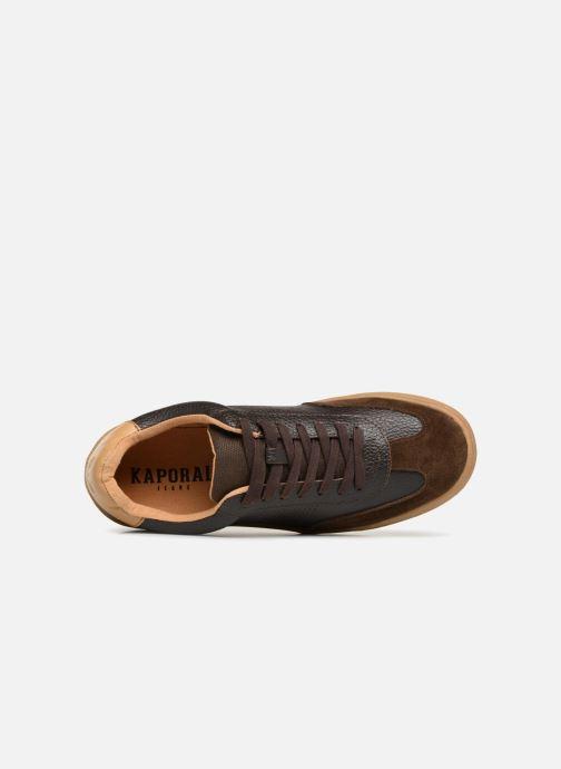 Sneakers Kaporal Raturo Marrone immagine sinistra