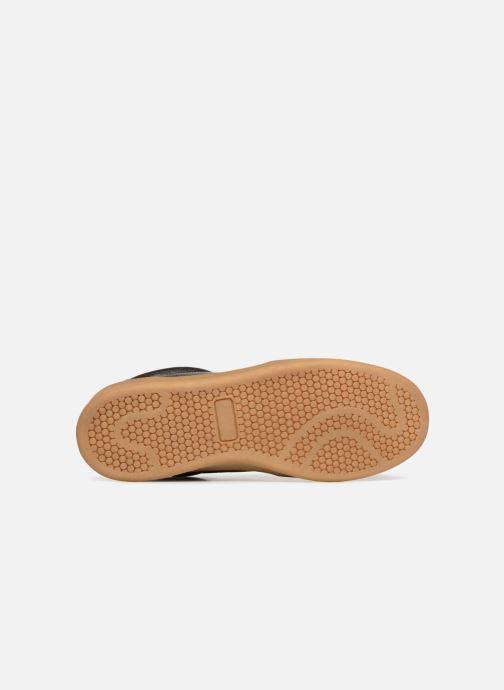 Baskets Kaporal Raturo Marron vue haut