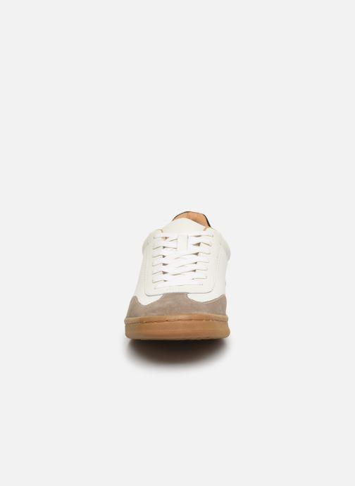 Baskets Kaporal Raturo Blanc vue portées chaussures