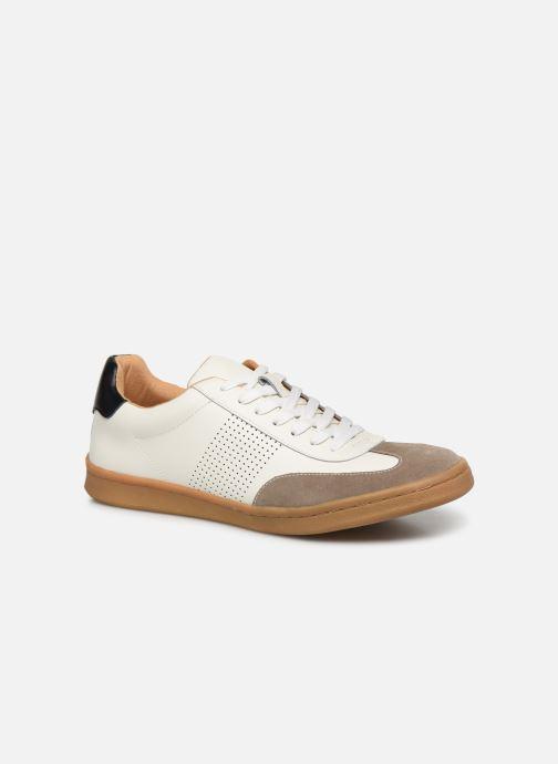 Sneakers Kaporal Raturo Wit detail