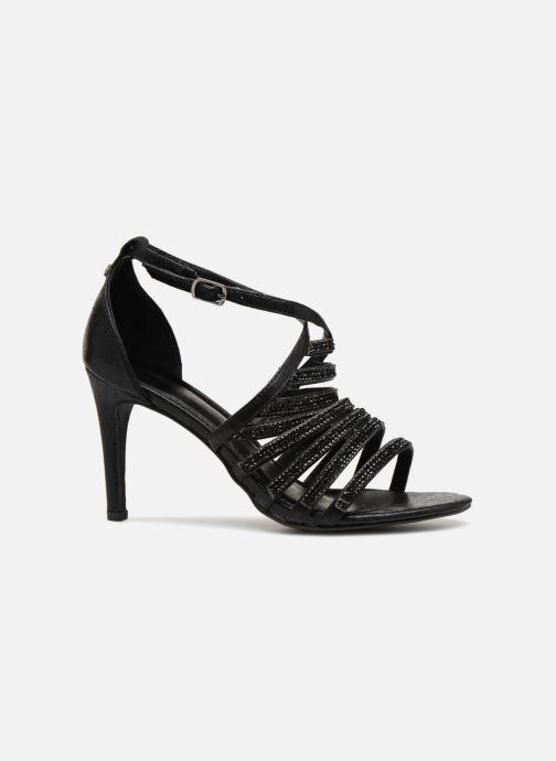 Sandales et nu-pieds Kaporal Tatiana Noir vue derrière