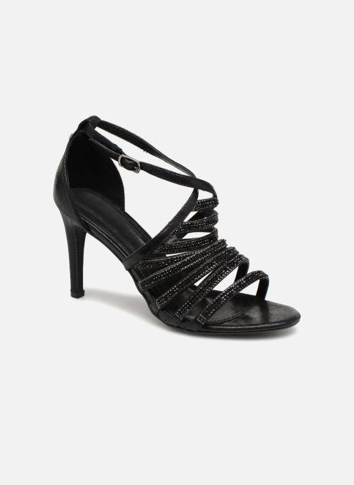 Sandales et nu-pieds Kaporal Tatiana Noir vue détail/paire