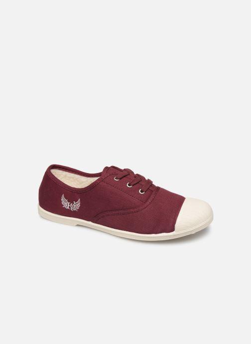 Sneaker Kaporal Follow weinrot detaillierte ansicht/modell