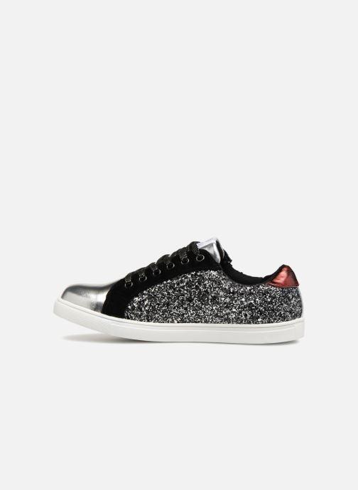Sneakers Kaporal Garina Zilver voorkant