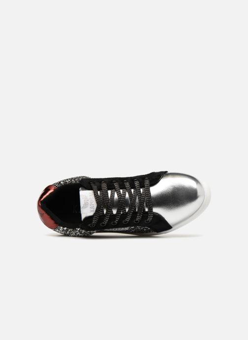 Sneakers Kaporal Garina Zilver links
