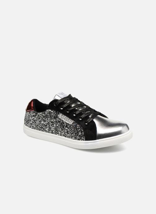 Sneakers Kaporal Garina Zilver detail