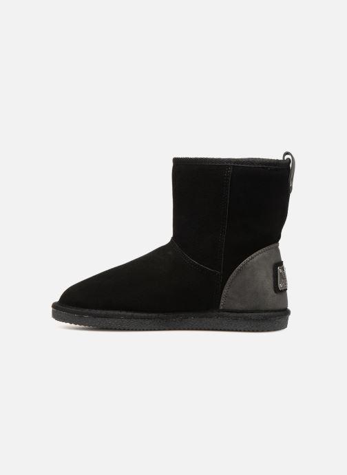 Bottines et boots Kaporal Chamonix Noir vue face