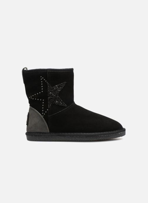 Bottines et boots Kaporal Chamonix Noir vue derrière