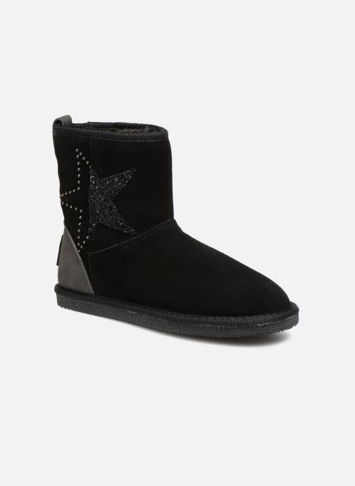 Bottines et boots Kaporal Chamonix Noir vue détail/paire