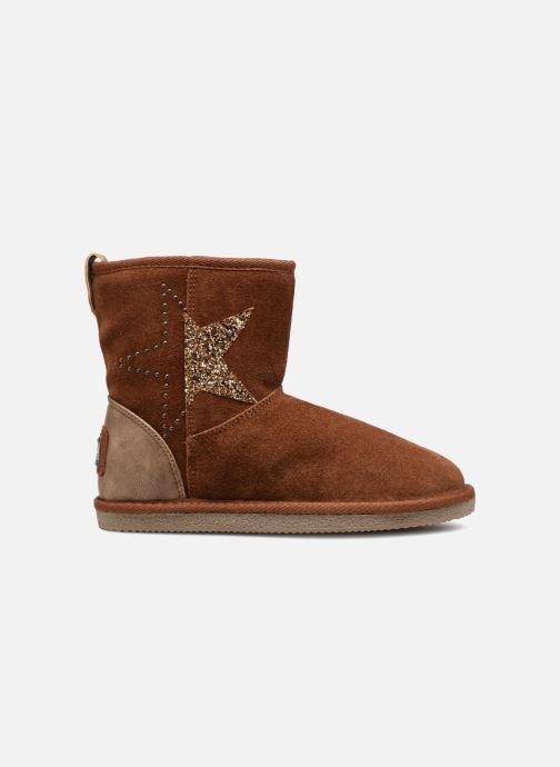Bottines et boots Kaporal Chamonix Marron vue derrière