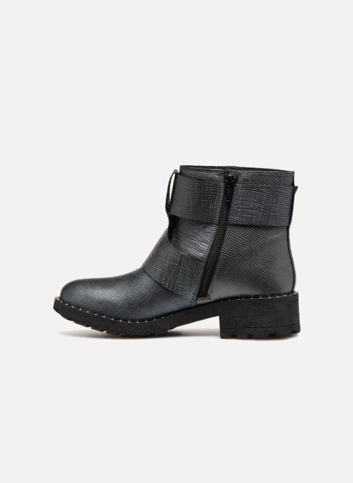 Bottines et boots Kaporal Londres Gris vue face