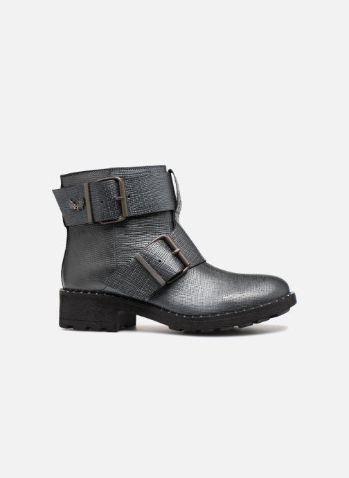 Bottines et boots Kaporal Londres Gris vue derrière