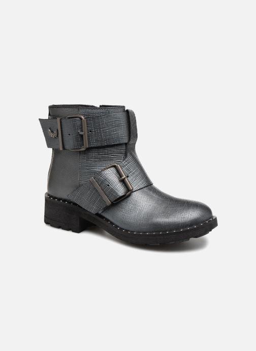 Bottines et boots Kaporal Londres Gris vue détail/paire