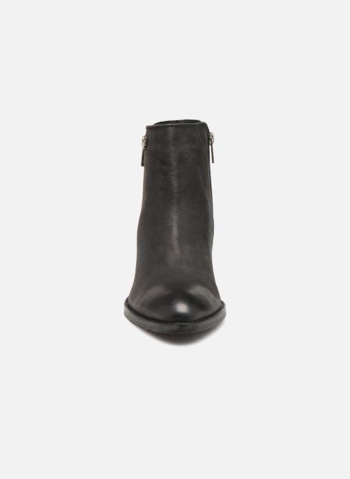 Bottines et boots Kaporal Licorne Noir vue portées chaussures