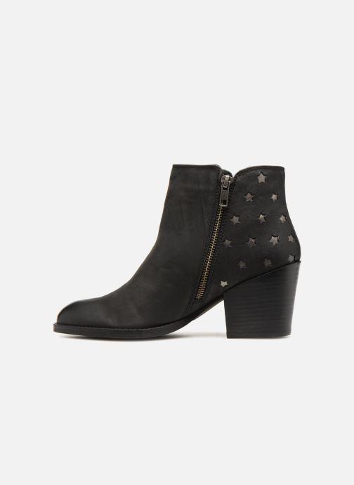 Bottines et boots Kaporal Licorne Noir vue face