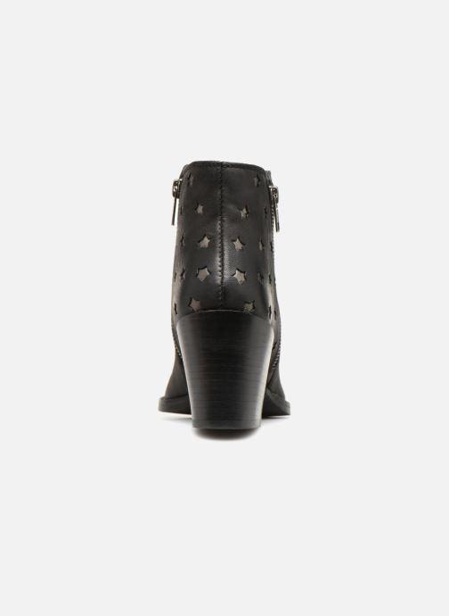 Bottines et boots Kaporal Licorne Noir vue droite