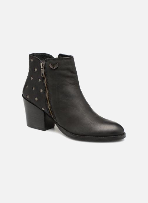 Bottines et boots Kaporal Licorne Noir vue détail/paire
