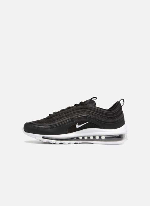 Deportivas Nike Nike Air Max 97 Negro vista de frente