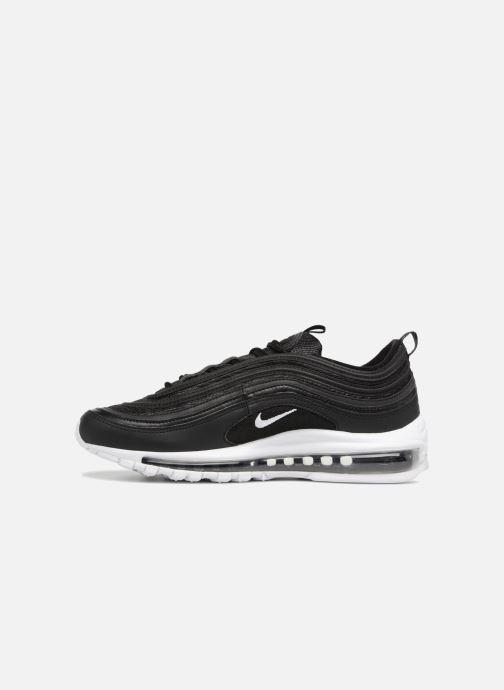 Sneaker Nike Nike Air Max 97 schwarz ansicht von vorne