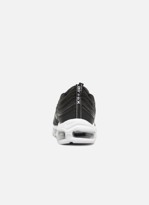 Sneakers Nike Nike Air Max 97 Zwart rechts