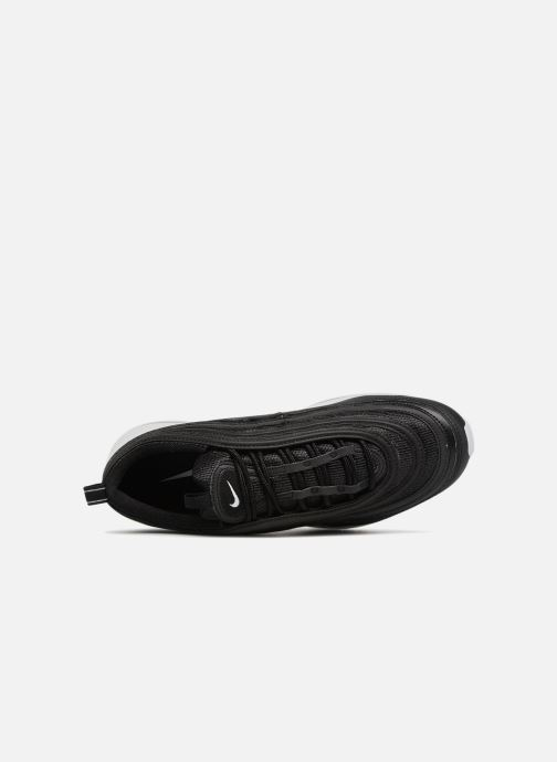 Trainers Nike Nike Air Max 97 Black view from the left