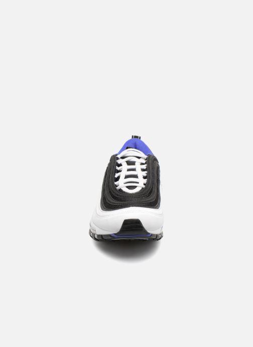 Baskets Nike Nike Air Max 97 Blanc vue portées chaussures