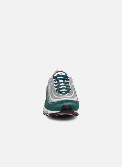 separation shoes c704a 5425e Baskets Nike Nike Air Max 97 Vert vue portées chaussures
