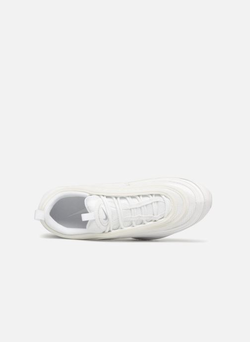 Trainers Nike Nike Air Max 97 White view from the left