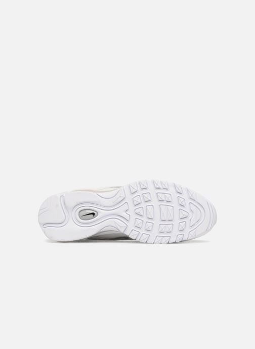Trainers Nike Nike Air Max 97 White view from above