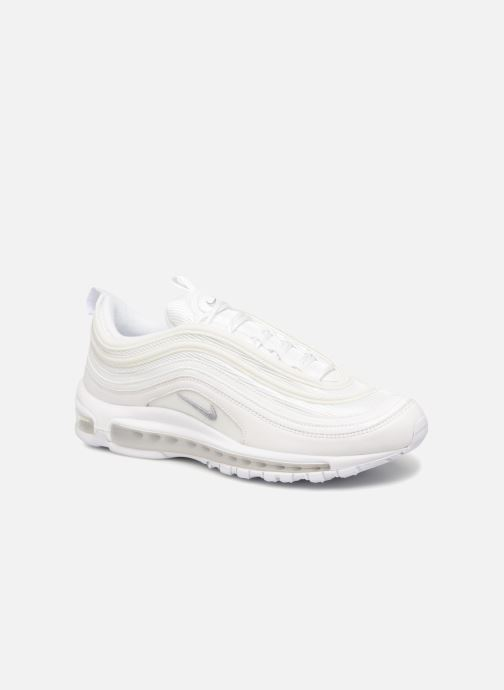 Baskets Nike Nike Air Max 97 Blanc vue détail/paire