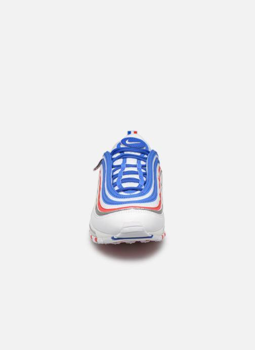 Sneaker Nike Nike Air Max 97 weiß schuhe getragen