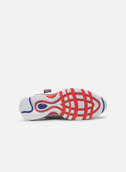 Sneaker Nike Nike Air Max 97 weiß ansicht von oben