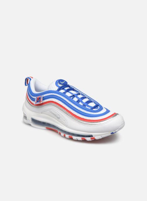 Sneakers Nike Nike Air Max 97 Hvid detaljeret billede af skoene
