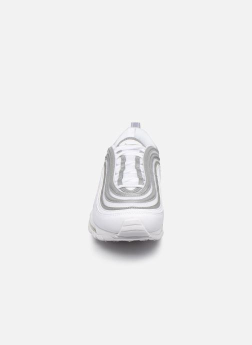 Deportivas Nike Nike Air Max 97 Blanco vista del modelo