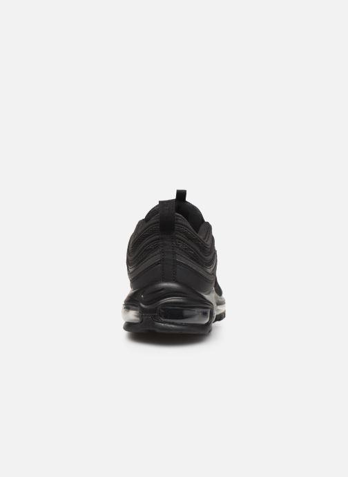 Sneaker Nike Nike Air Max 97 schwarz ansicht von rechts
